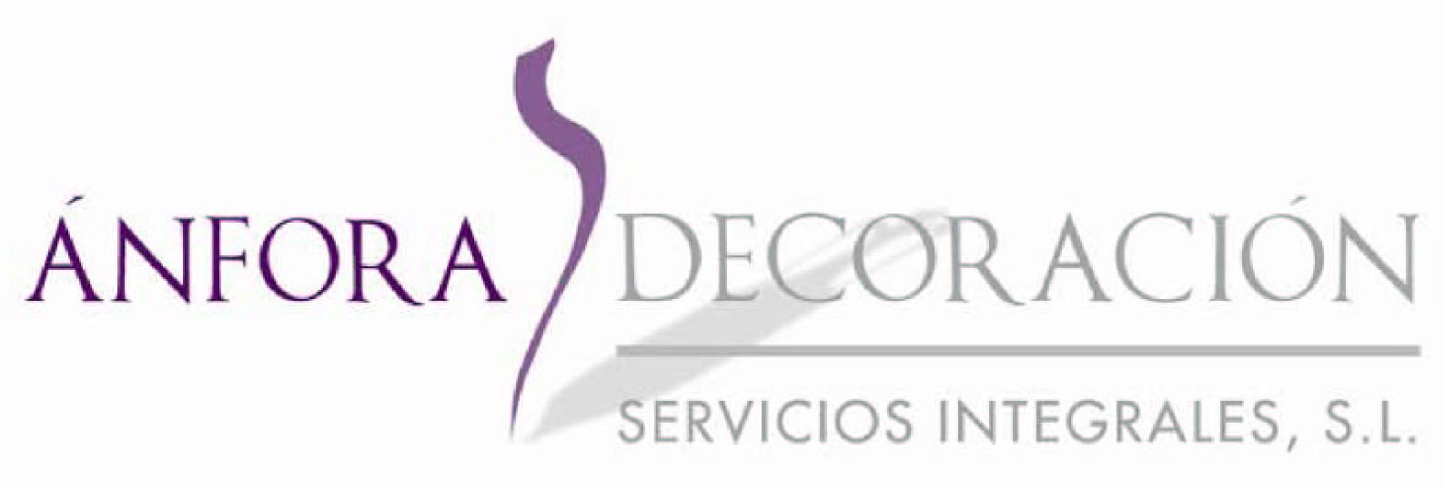 Ánfora Decoración