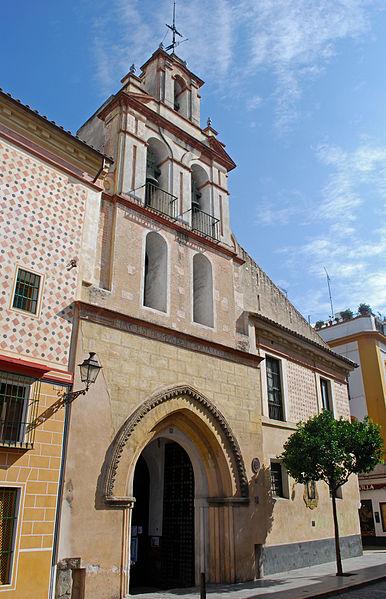Iglesia de Santa María la Blanca. Sevilla
