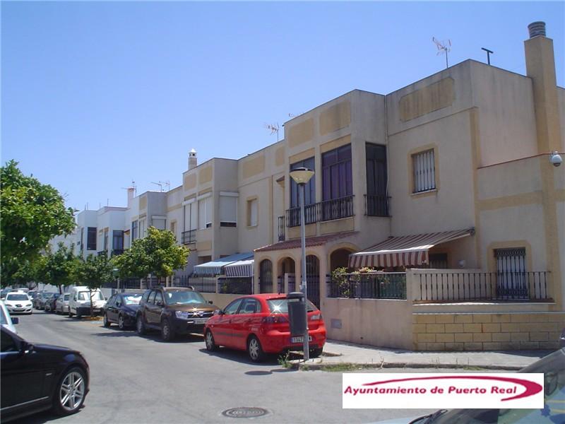 Manzana de viviendas en Puerto Real