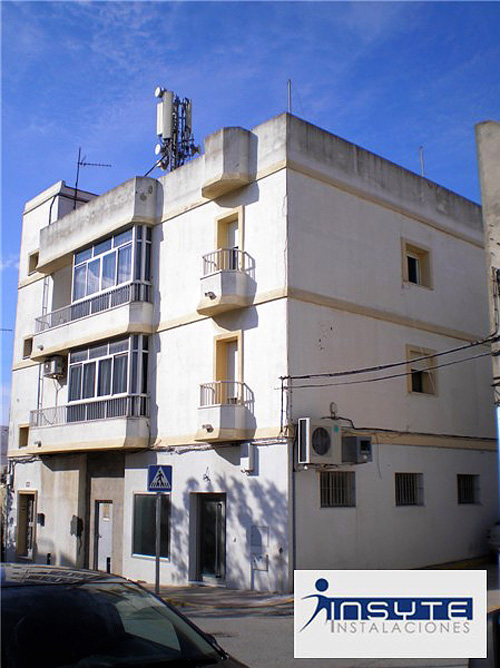 Edificio de Viviendas en Chiclana de la Frontera