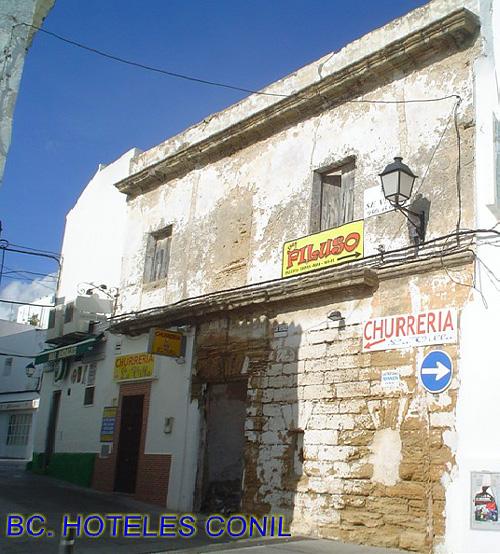 Edificio Histórico-artístico en Conil de la Frontera