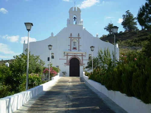 Ermita del   Calvario. Bornos. Cádiz.