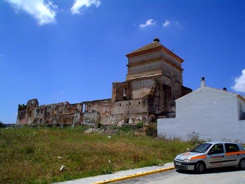 Edificio histórico-artístico en Bornos. Cádiz