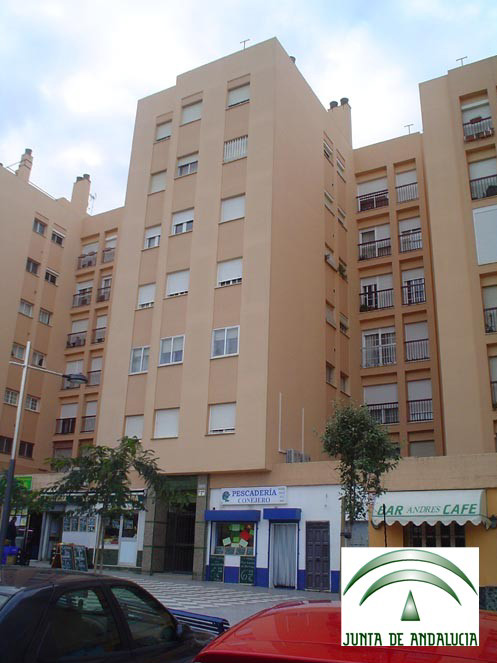 Edificio de viviendas en San Fernando