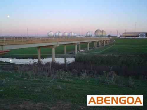 Puente civil. Alcalá de Guadaira