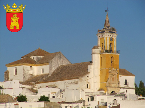Iglesia Ntra. Sra. de las Virtudes. Villamartín. Cádiz.