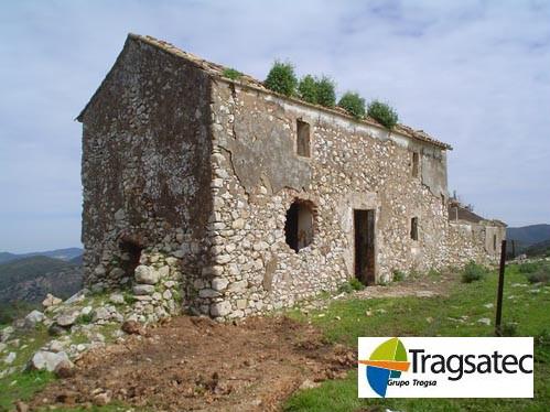 Hacienda en Linares. Jaén.